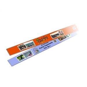 Idplate RFID Adhesive Closure Wristbands