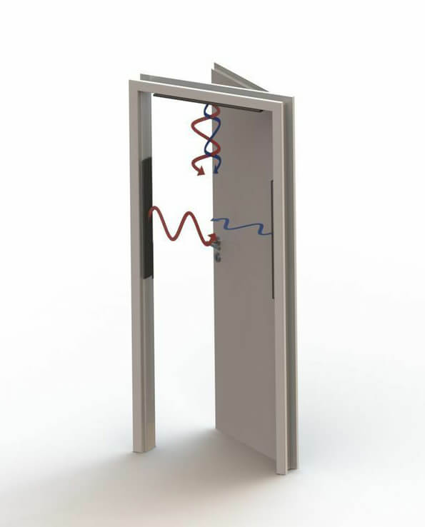 Times-7 SlimLine Combo Doorway Portal